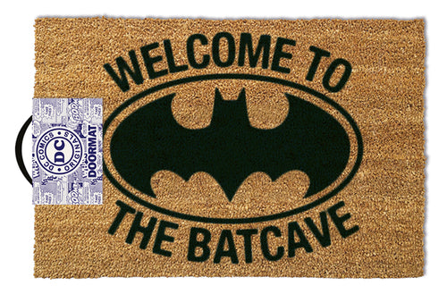 Batman (Welcome To The Batcave) Doormat 40 x 60cm