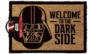 Star Wars (Welcome To The Darkside) Doormat 40 x 60cm