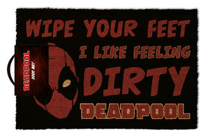 Deadpool (Dirty) Doormat 40 x 60cm