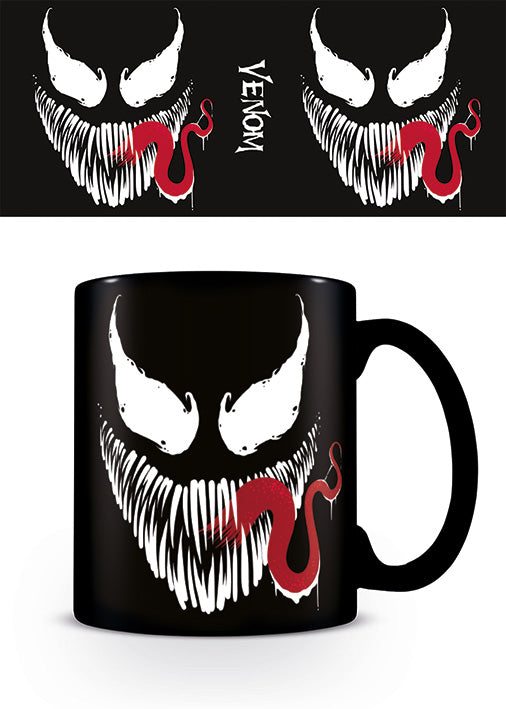 Venom (Face) Coffee Mug
