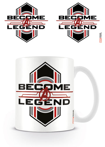 Avengers: Endgame (Become a Legend) Coffee Mug