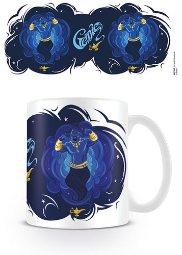 Aladdin (Big Blue) Coffee Mug