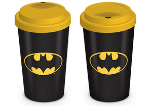 Batman (Logo) Travel Mug