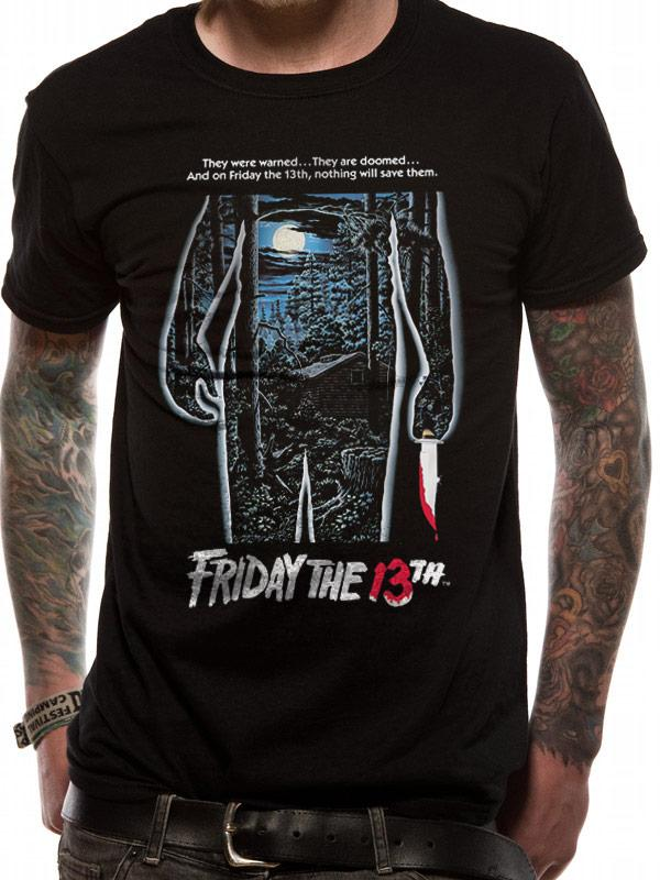 Friday the 13th (Movie Sheet) Unisex T-Shirt