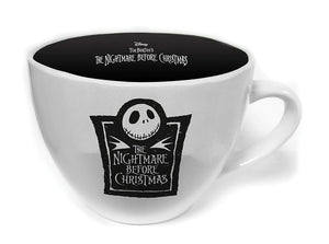 Nightmare Before Christmas Cappuccino Mug