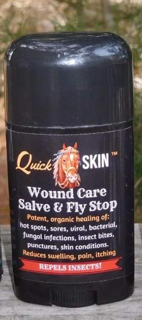 wound care fly stop tube dispenser