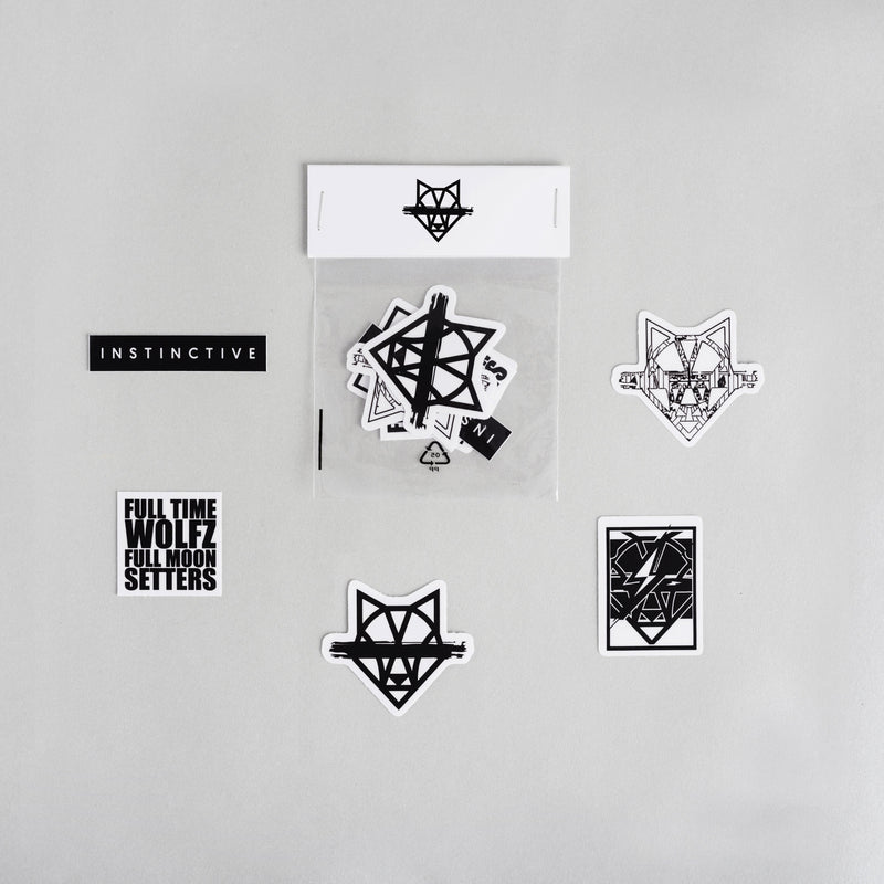 Wolfsauce Sticker Pack
