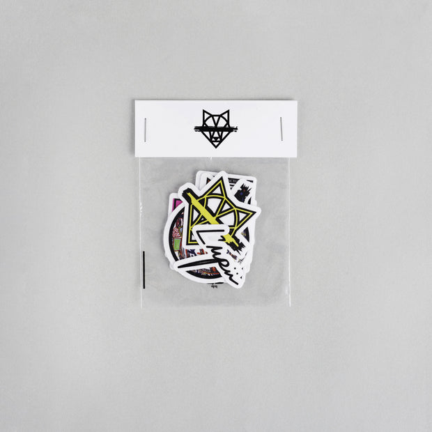 Wolfatro formaggi Sticker Pack - instinctive.ro