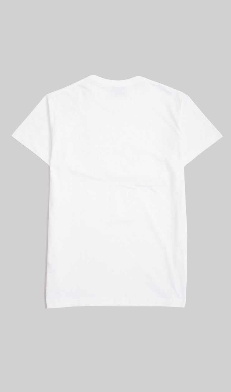 Tricou SUBS Basic White