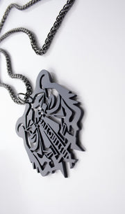 Wolftiger Chain Necklace