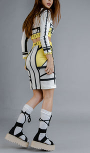 Lupellow Co-ord Outfit - instinctive.ro