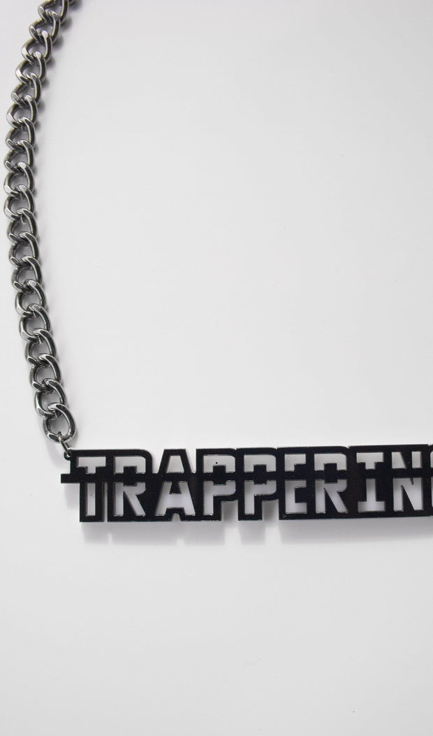 Trappering Chain Necklace - instinctive.ro
