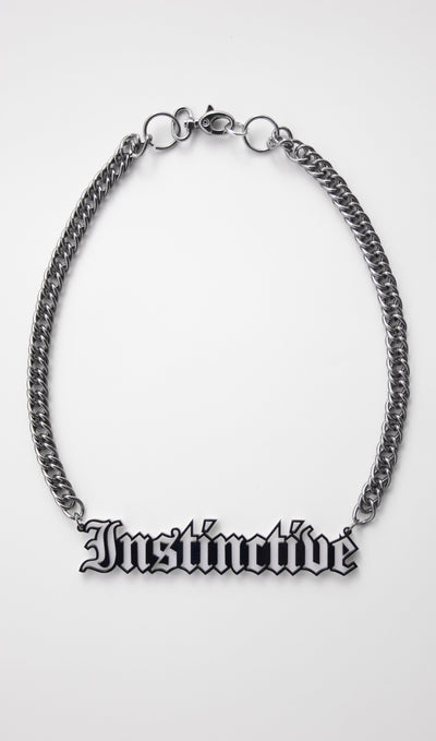 Instinctive Chain Necklace - instinctive.ro