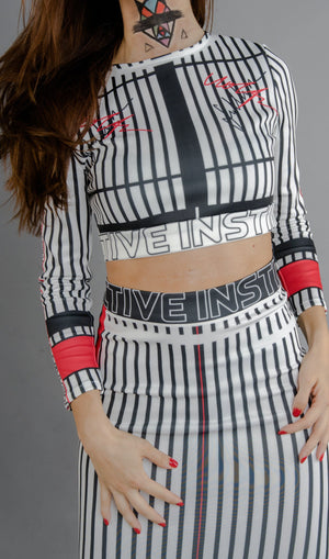 Wolfmono Co-ord Outfit - instinctive.ro