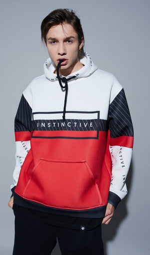 hanorac instinctive oversized fit