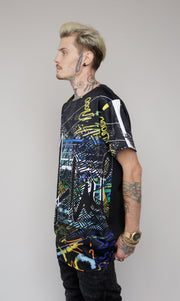Tricou lung Lupsurfer - instinctive.ro