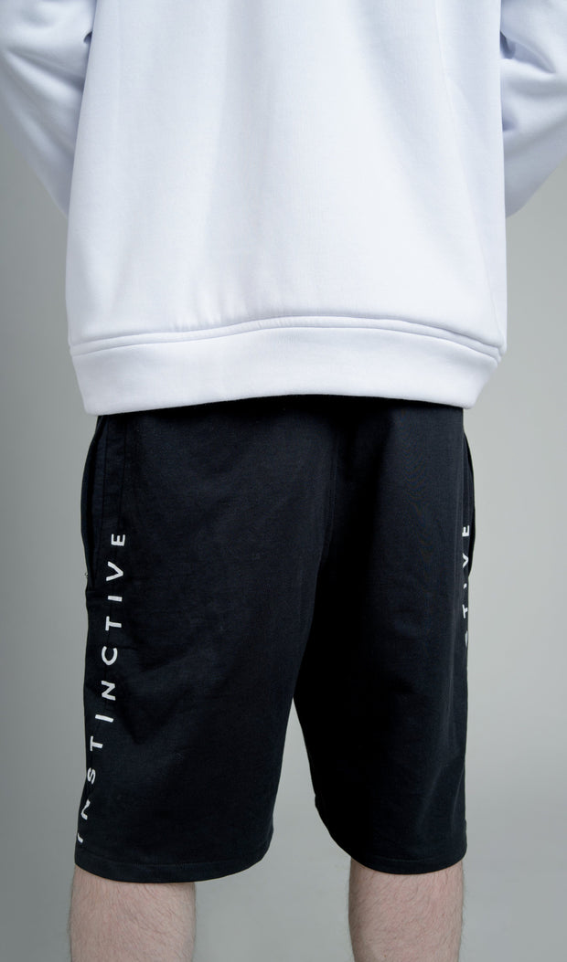 Pantaloni scurti Lubasic Black - instinctive.ro