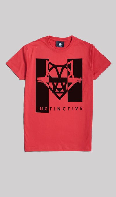 Tricou SUBS Red - instinctive.ro