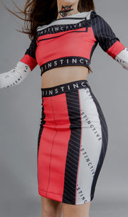 Lattern Co-ord Outfit - instinctive.ro