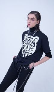 Tricou lung Tigerwolf - instinctive.ro