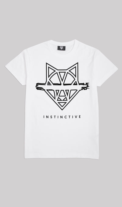 Tricou SUBS Basic White - instinctive.ro
