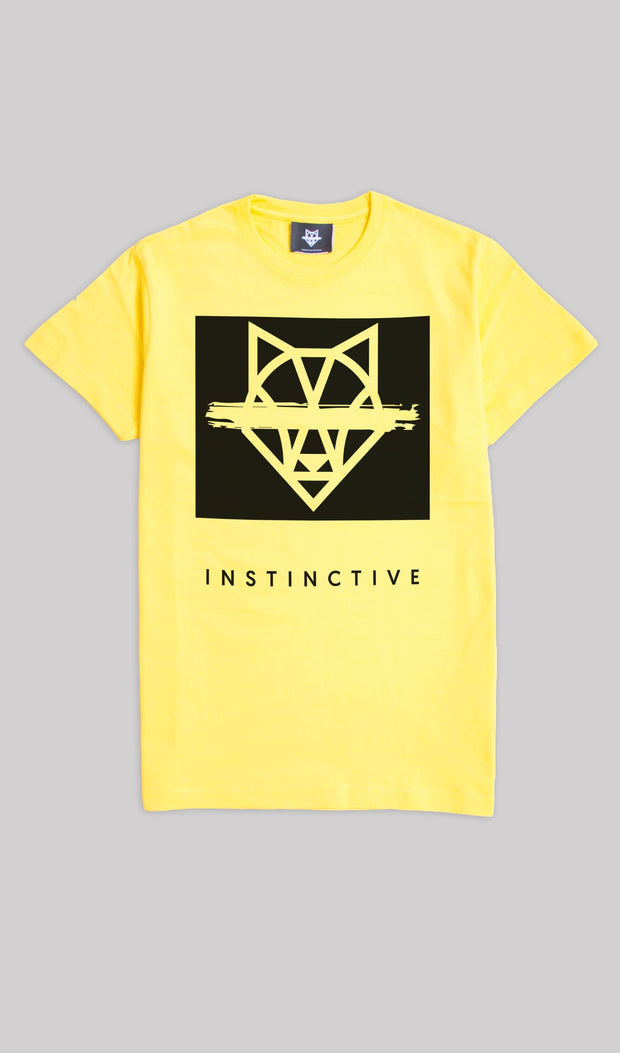 Tricou SUBS Yellow - instinctive.ro