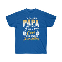 Load image into Gallery viewer, The Papa Tee