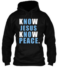 Load image into Gallery viewer, KNOW JESUS KNOW PEACE