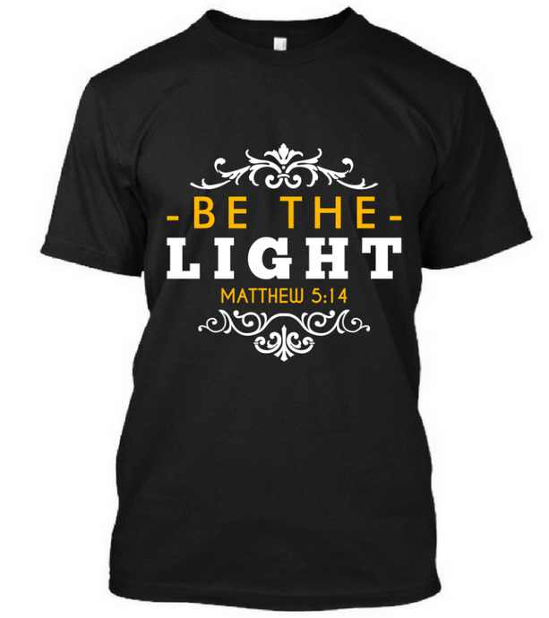 Be The Light (Matthew)