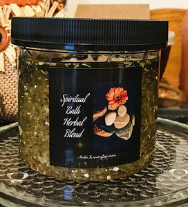Spiritual body scrubs - KnowingSpirit