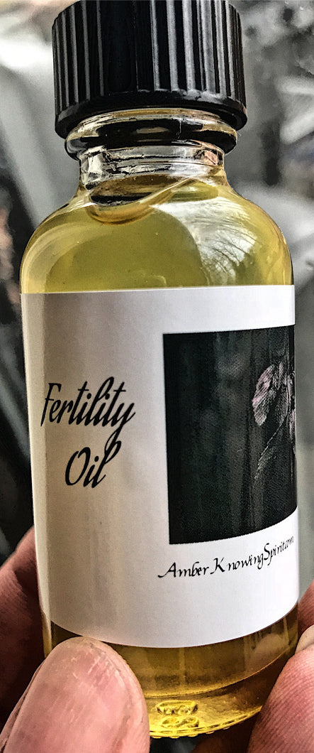 Fertility oil