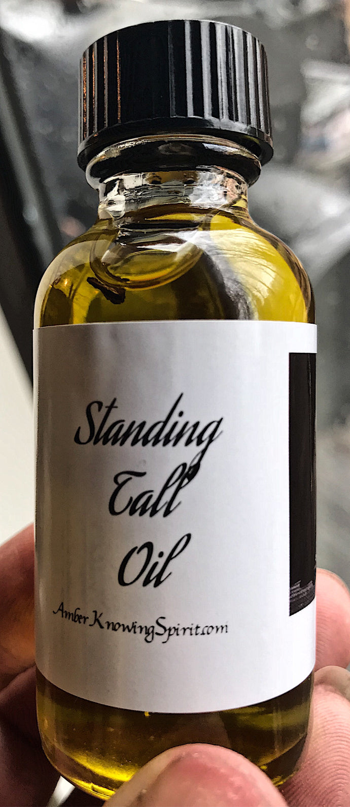 Standing Tall Oil - KnowingSpirit
