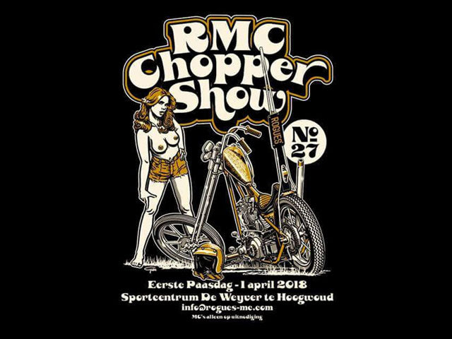 RMC Choppershow