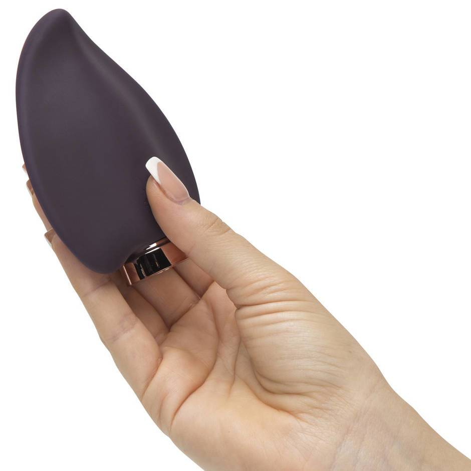 Fifty Shades Freed Desire Blooms Rechargeable Clit Vibrator