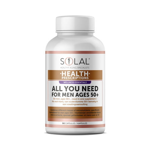 All You Need Men 50+ | Solal