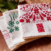Load image into Gallery viewer, PRE ORDER Christmas Tree Tea Towel