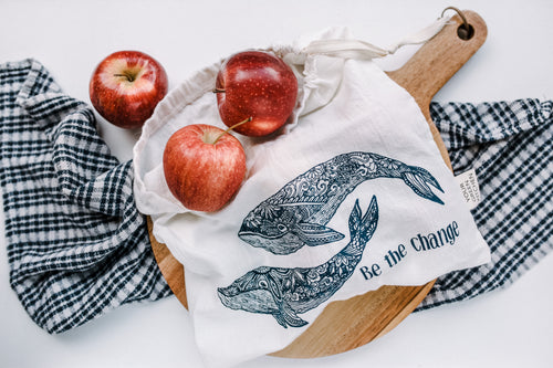 3 Reusable Produce bags
