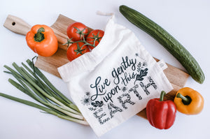 Large Earth Produce bags Buy 10 save 15%