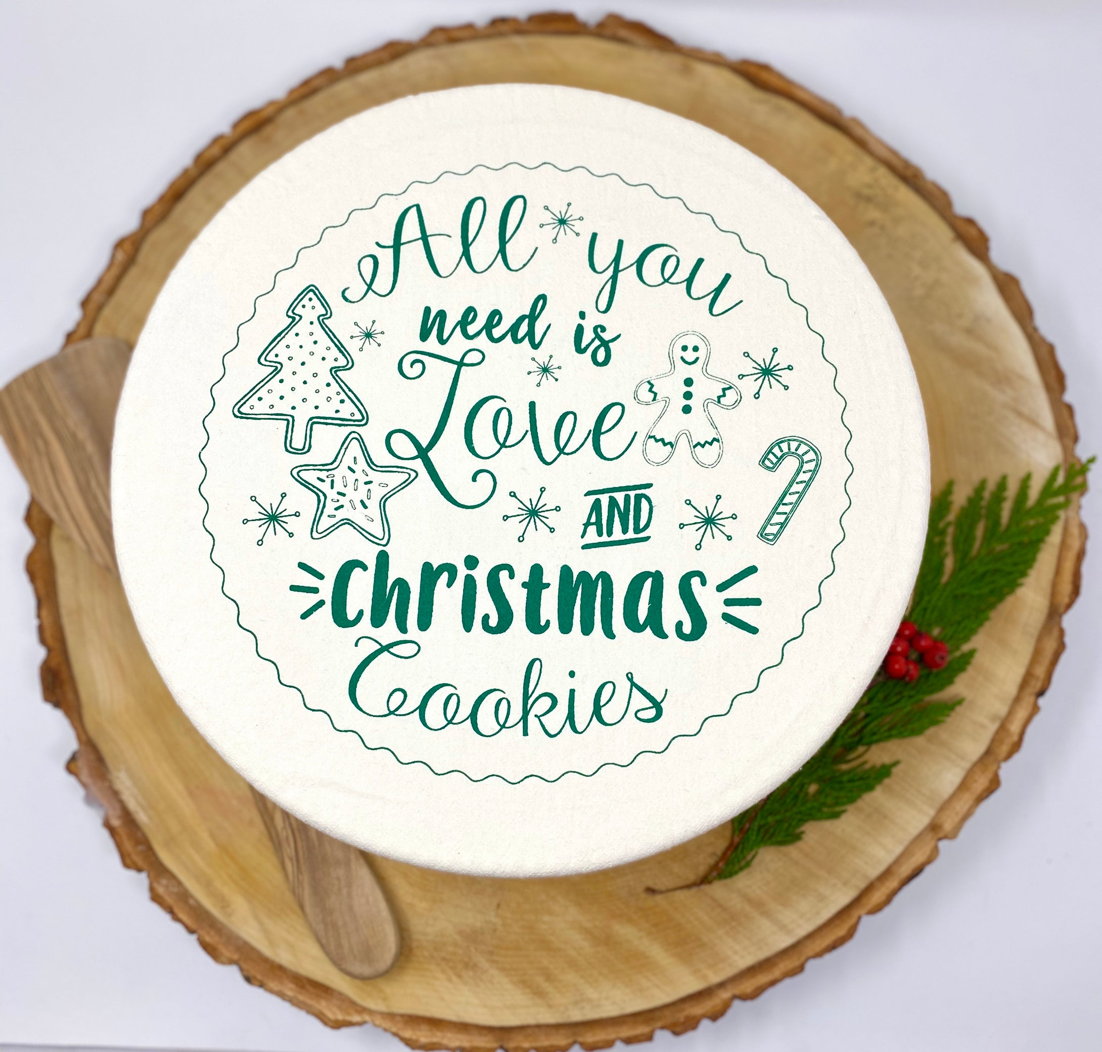 XL Christmas Cookies