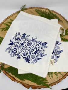 For You Gift bag/ Reusable bag