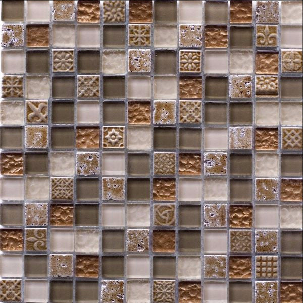 ANCIENT MOSAIC SHEET BEIGE 2.3*2.3