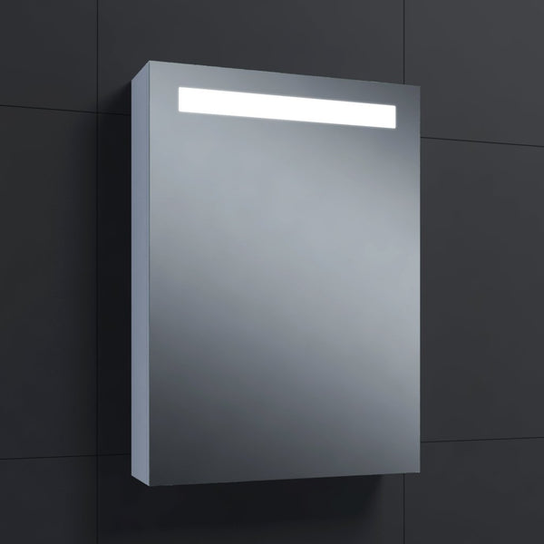 Box Live LED Mirror Cabinet