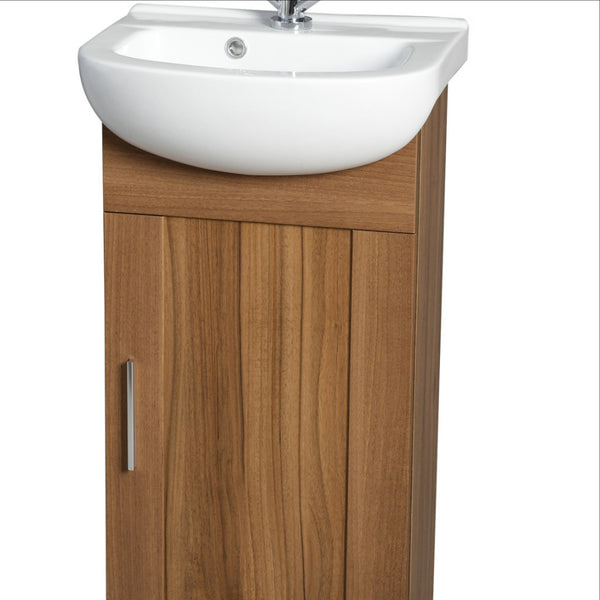 Oslo Walnut Vanity Units