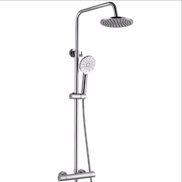 Eco Dual Thermostatic Shower