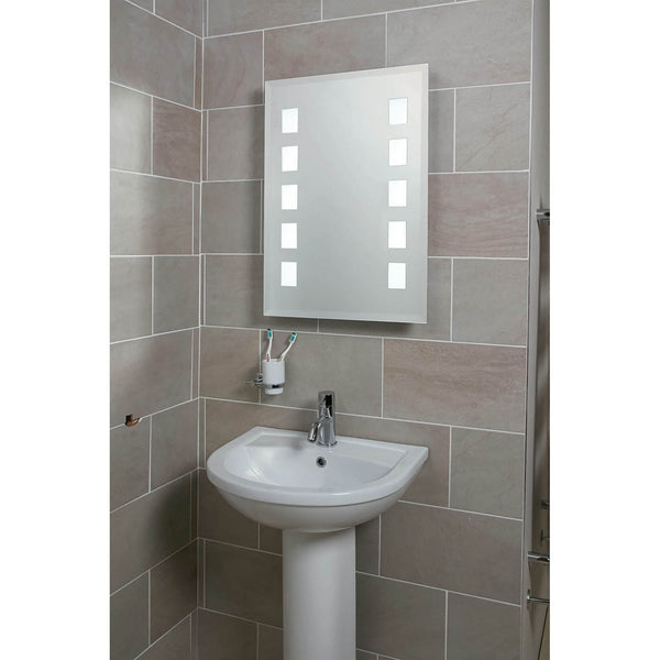 Calisto LED Backlit Mirror