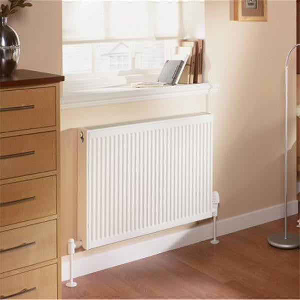 Quinn Compact Double Radiator (600 high)