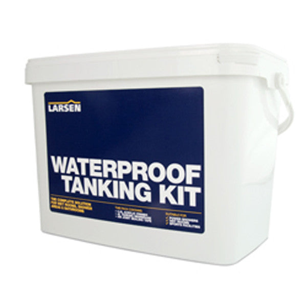 Larsen Waterproofing Tanking Kit