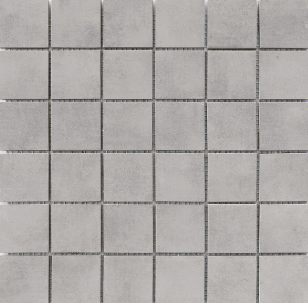 PASCAL GRIS  MOSAIC 330MM SHEET