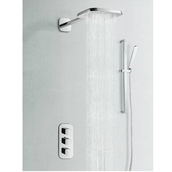 Nero Triple concealed shower