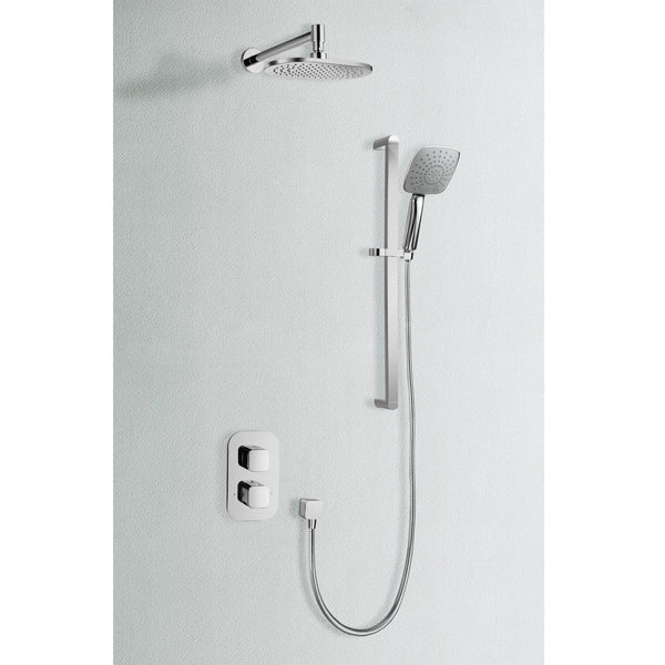 Reno Dual Outlet Shower